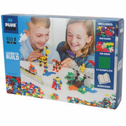 Plus-Plus | Basic Learn To Build - 600pcs. | A LITTLE FIND