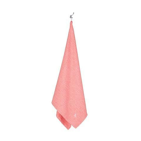 Dock & Bay | Towel - Active Volcanic Red - Small | A Little Find