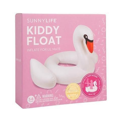 Sunnylife | Kiddy Float - Swan | A Little Find