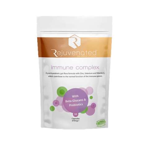 Rejuvenated | Immune Complex - 30 Capsules | A Little Find