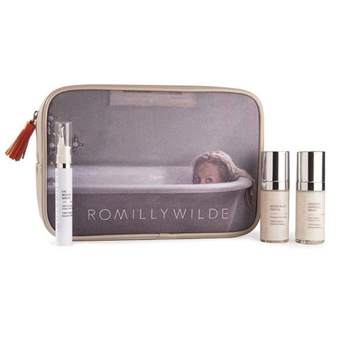 Romilly Wilde | Get The Glow Gift Set | A Little Find