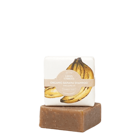 Savon Stories | Banana Shampoo Bar - Normal Hair | A Little Find