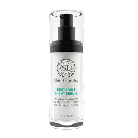 Skin Laundry | Restoring Night Serum - 30ml | A Little Find
