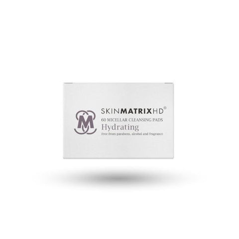 Skin Matrix HD | Hydrating Micellar Cleansing Pads | A Little Find