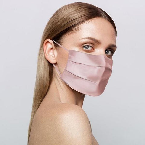 Slip | Face Covering - Pink | A Little Find