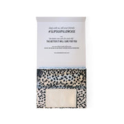 The Beauty Sleep Set - White/Leopard (value £124)
