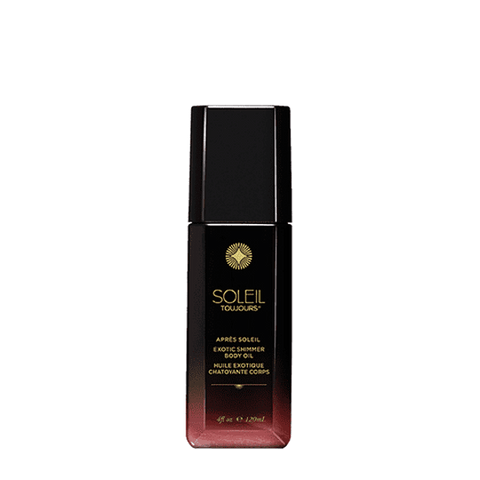 Soleil Toujours | Exotic Shimmer Body Oil - 120ml | A Little Find