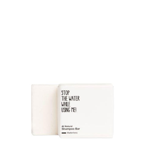 Stop The Water | Waterless Shampoo Bar | A Little Find