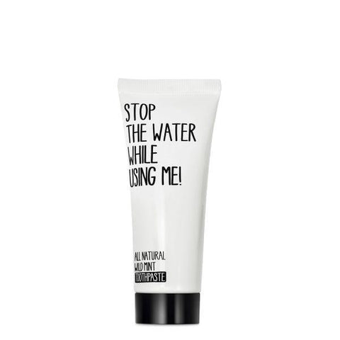 Stop The Water | Wild Mint Toothpaste | A Little Find