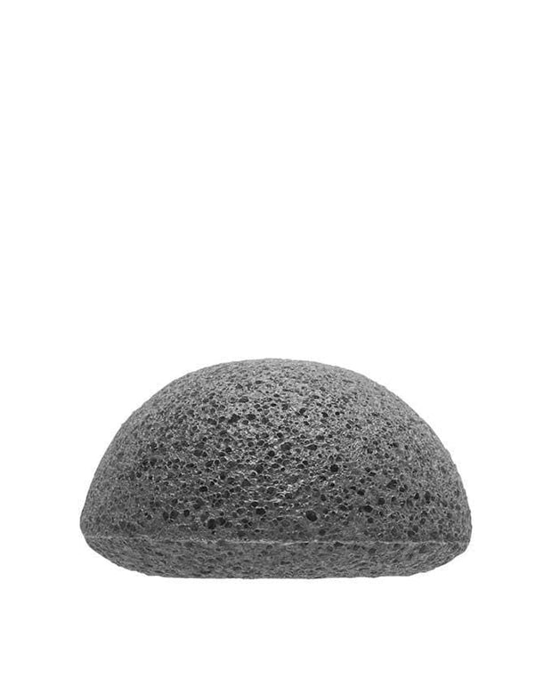 The Konjac Sponge Company | The Gentlemans Shaving Sponge With Bamboo Charcoal | A Little Find