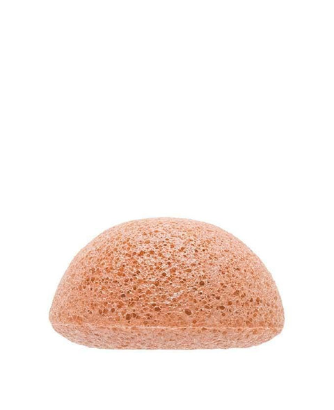 The Konjac Sponge Company | Konjac Deluxe Duo Travel Kit With French Pink Clay | A Little Find