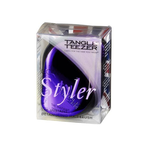 Tangle Teezer | Compact Styler - Purple Dazzle | A Little Find
