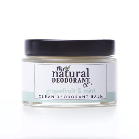 The Natural Deodorant Co.|Deodorant Balm Grapefruit & Mint |A Little Find