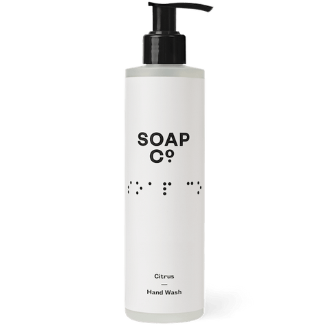 The Soap Co | Citrus Hand Wash - 300ml | A LITTLE FIND