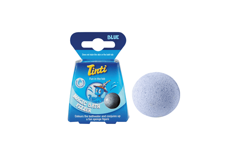 Tinti | Magic Bath Fizzer - Blue | A LITTLE FIND
