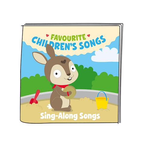Tonies | Favourite Children's Songs  Sing-a-long Songs | A Little Find