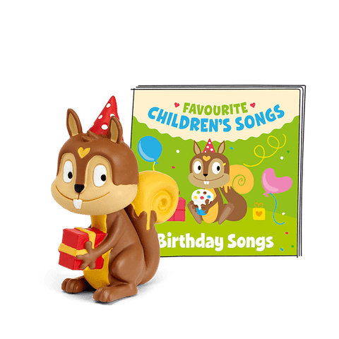 Tonies | Favourite Children's Songs - Birthday Songs | A Little Find
