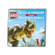 How And Why - Dinosaurs & Prehistoric Animals Tonie