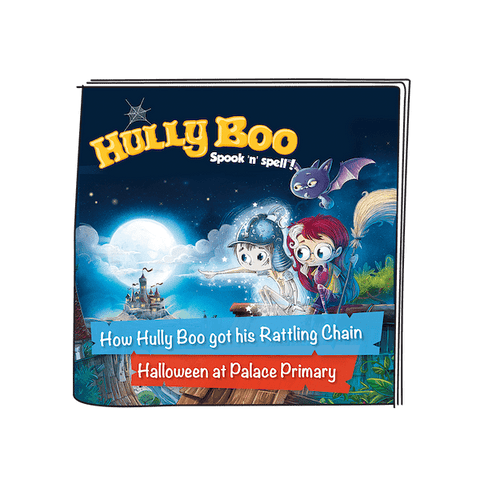 Tonies | Hully Boo Rattling Chain & Halloween At Palace| A Little Find