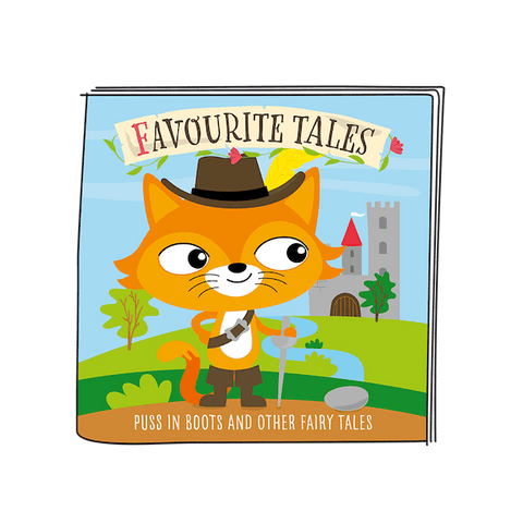 Tonies | Favourite Tales Puss In Boots Tonie | A Little Find