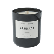 Union Of London | Artefact Candle - Black | A Little Find