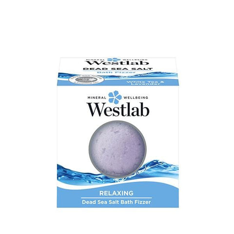 Westlab | Relaxing Bath Fizzer - Dead Sea Salt | A Little Find