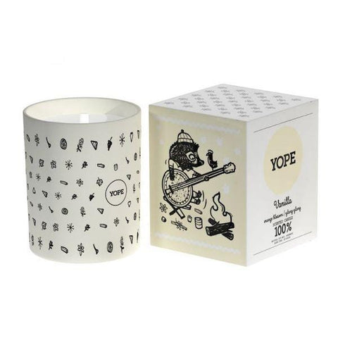 Yope | Candle - Vanilla 200g | A Little Find