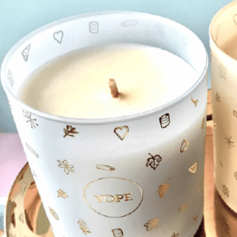 Yope | Candle - Verbena 200g | A Little Find