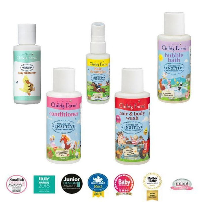 Childs Farm Essentials Kit