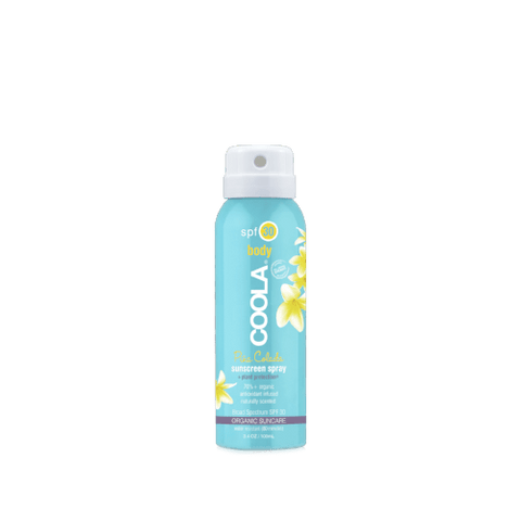 Sport SPF 30 Organic Sunscreen Spray - Piña Colada - 100ml