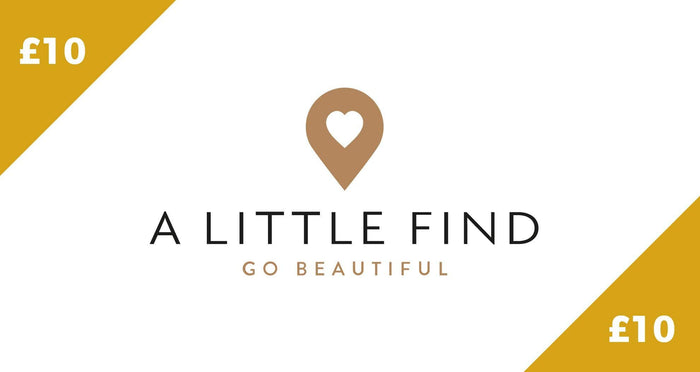A LITTLE FIND | Gift Card £10.00