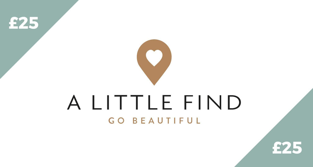 A LITTLE FIND | Gift Card £25.00