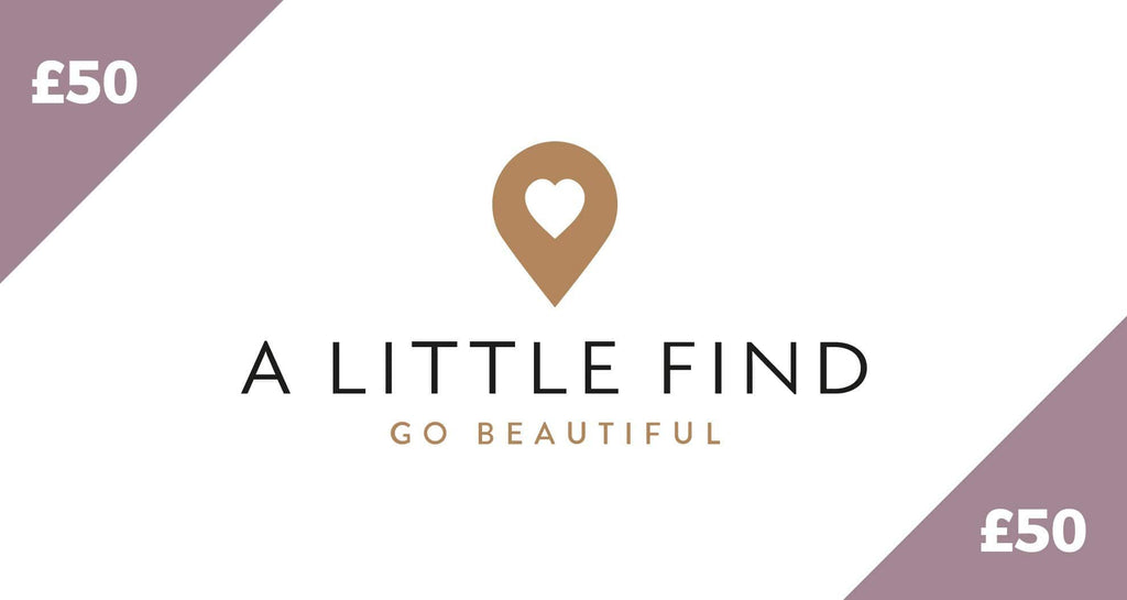A LITTLE FIND | Gift Card £50.00