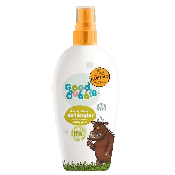 Good Bubble | Gruffalo Hair Detangler with Prickly Pear Extract | A Little Find