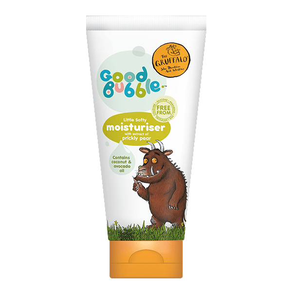 Good Bubble | Gruffalo Moisturiser with Prickly Pear Extract | A Little Find