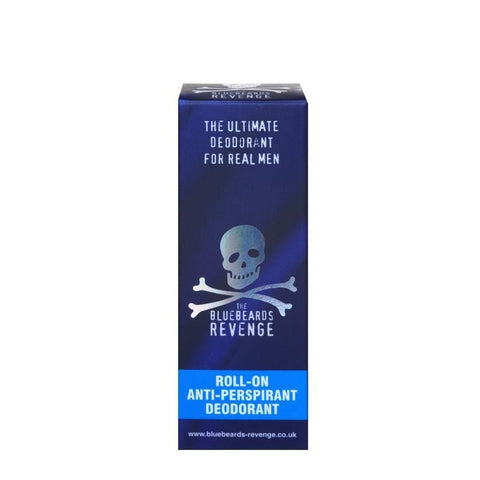 The Bluebeards Revenge | Roll-On Anti-Perspirant Deodorant - 50Ml | A Little Find