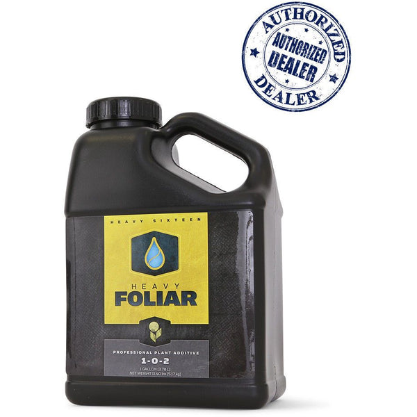 Heavy 16 Foliar Concentrate 1 Gal -hydroponics plant 1 Gallon additive 4 Litter