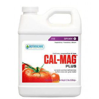 Botanicare Cal-Mag Plus Liquid Concentate Nutrient 3 Sizes