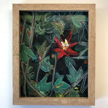 "Load image into Gallery viewer, ""Hidden Treasurer"" Flower Painting"