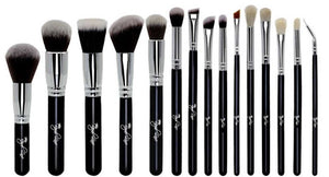 *NEW* 15 piece Makeup Brush Set with Bag
