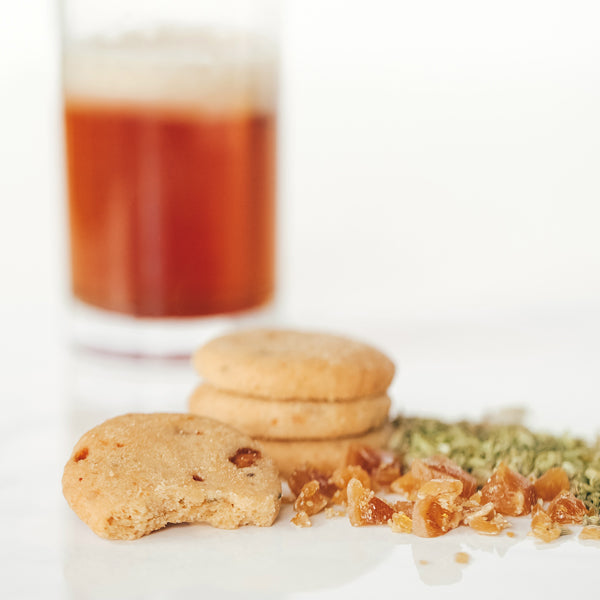 Load image into Gallery viewer, Salted Caramel Shorties with Fennel
