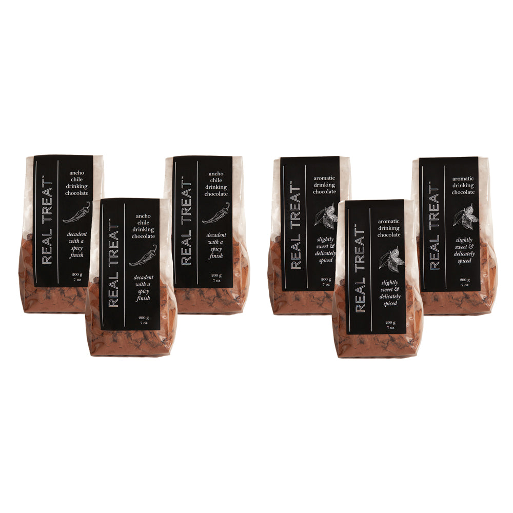 Drinking Chocolate - 6 Pack Bundle