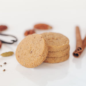 Load image into Gallery viewer, Spiced Pecan Shortbread *gluten-free