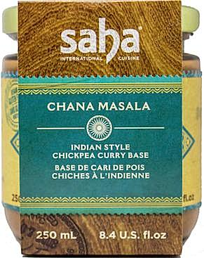 INDIAN CHANA MASALA BASE