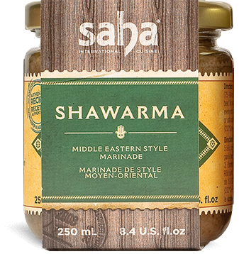 MIDDLE EASTERN SHAWARMA MARINADE
