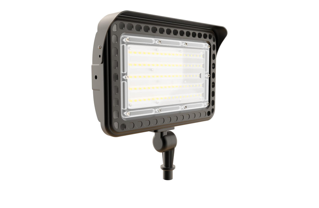 knuckle flood light