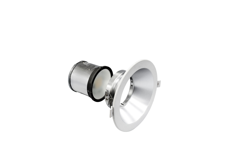 Split J-Box LED Downlight - ledsionusa