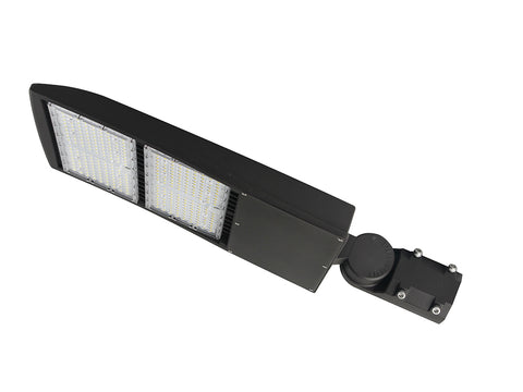V8.0 LED Shoebox Fixture | Parking Lot Light