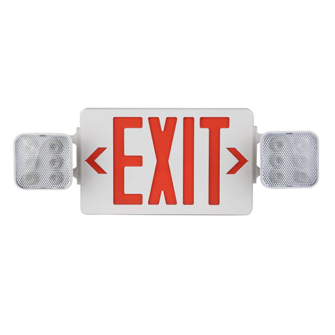 Exit Sign & Emergency Light