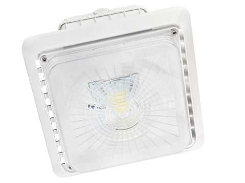 55W LED Parking Garage Light - ledsionusa